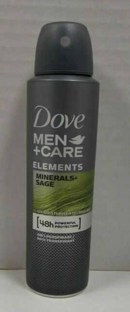 Set 6 Dove Spray Deodorant 150 Men Mineral Sage Hygiene And Personal Care For Sale Online Ebay