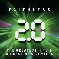 FAITHLESS - FAITHLESS 2.0 2 VINYL LP NEU