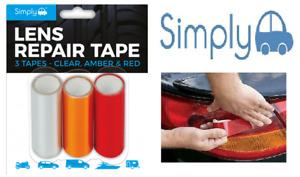 Simply 2253 Lens Repair Tape - Red