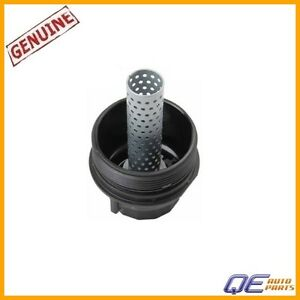 Engine Oil Filter Housing Cover for Toyota Tundra Sequoia Land Cruiser Lexus
