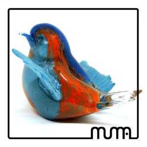 Animal, Oiseau En Verre De Murano Fait à La Main, De Collection, Murano Glass