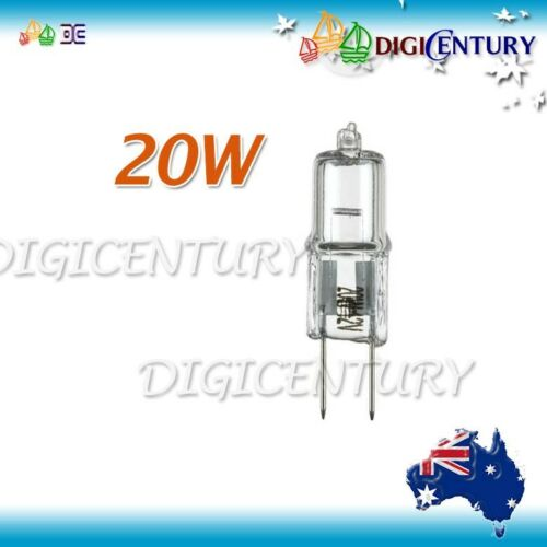 5W 10W 20W 12V G4 HALOGEN GLOBE BULB Garden Home Car Lamp 2//5//10//20 pcs