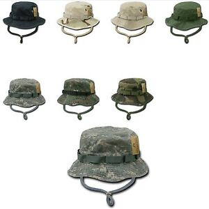 1 Dozen Acu Camouflage Od Boonie Bucket Military Fishing Hunting ... afdaf388bf8e
