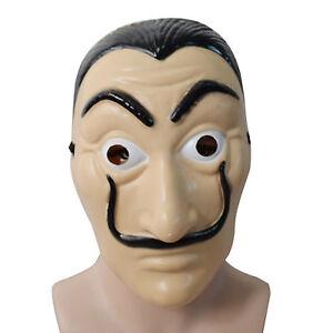 Maschera-LA-CASA-DI-CARTA-PVC-La-Casa-de-Papel-Dali-Cosplay-Face-Mask-Party