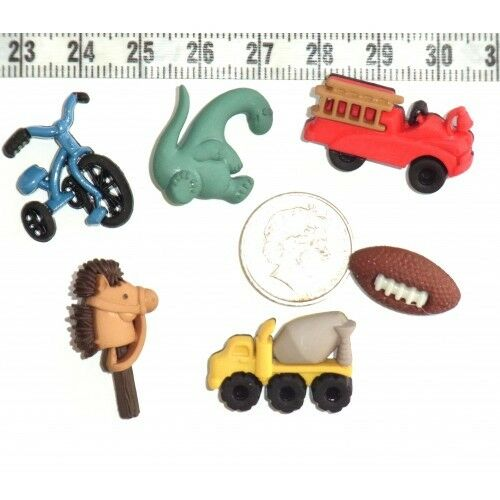 Boys Themed Buttons see Listings