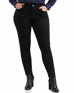 Levi-039-s-Women-039-s-310-Shaping-Super-Skinny-Jean-Plus-Cotton-Fitted-Elastane-Black