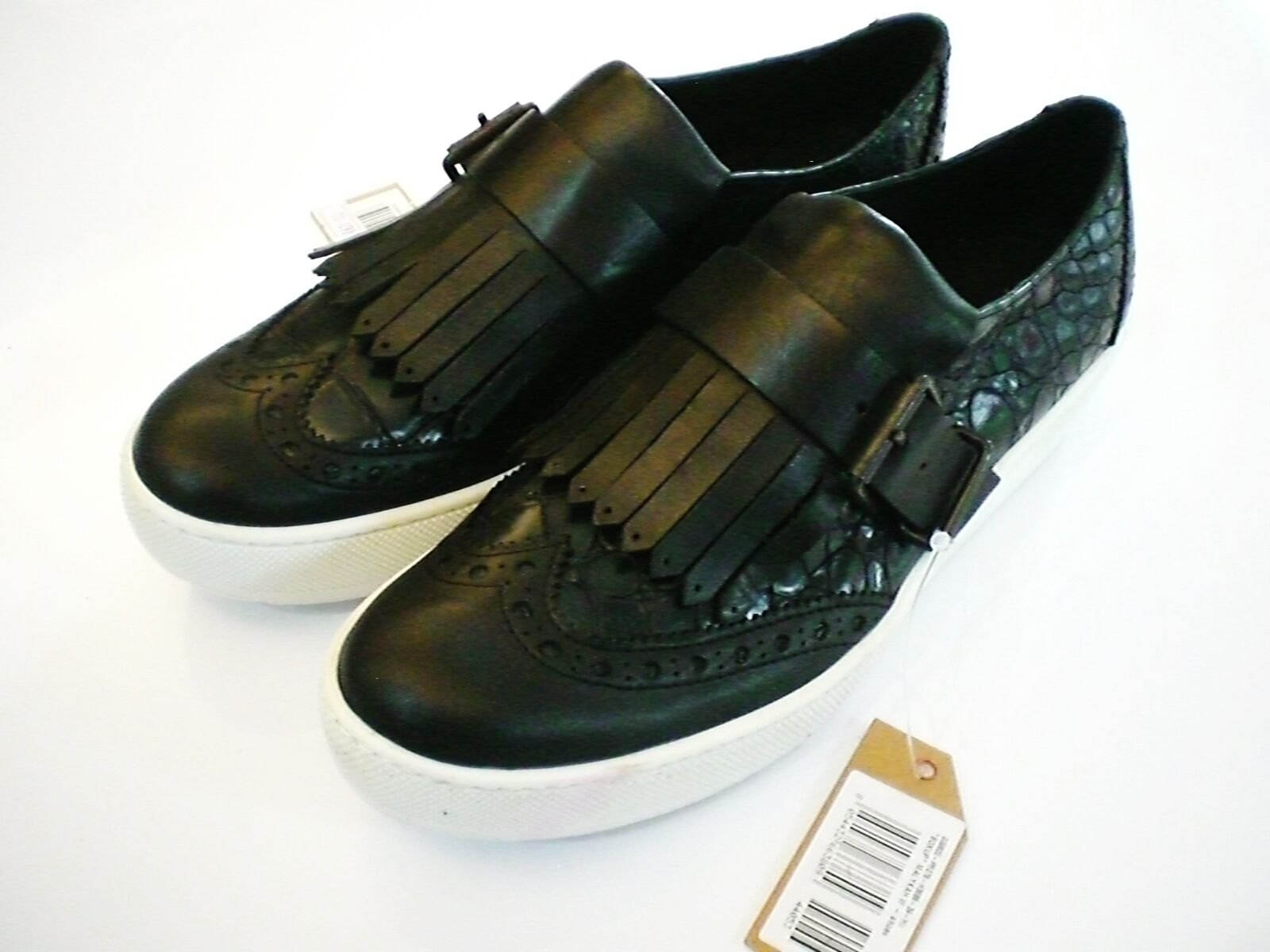 Genuine Diesel Womens shoes boxup malykah Size 39 Platform Trainers Real Leather New