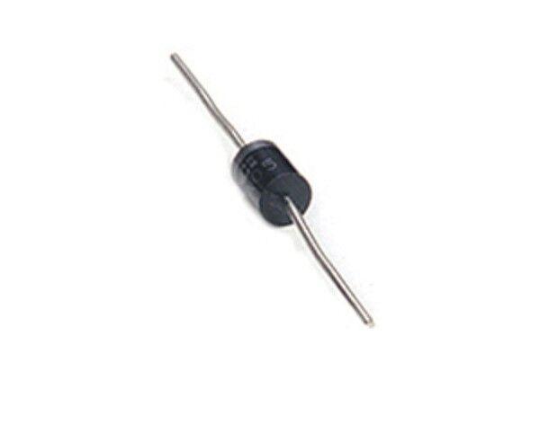 transil 600W 6,8V 57A Bidirektional DO15 DC COMPONENTS 10X P6KE6.8CA Diode