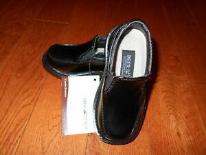eb2604dbef2f1d Details about Deer Stags  Brian  Loafers Boy s Slip-On Dress Shoes Black Size  US 6 6TM NEW NWT