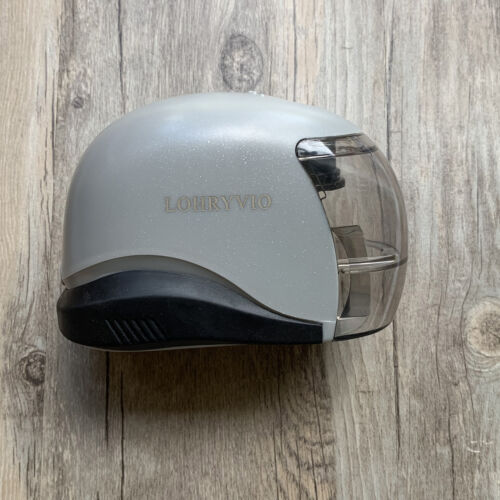 for Home Office School Battery Operated LOHRYVIO Electric Pencil Sharpener