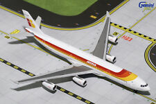 GEMINI JETS IBERIA AIRLINES AIRBUS A340-300 1:400 DIE-CAST OLD LIVERY GJIBE1630