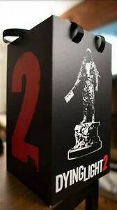 E3 2019 Exclusive Bundle Dying Light 2 Aiden Caldwell Statue Qr Code Lanyard Ebay