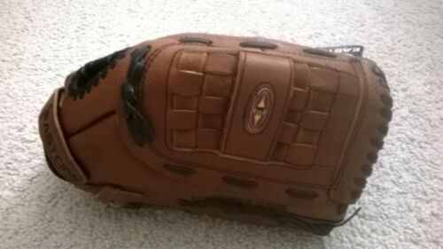 "Easton Concurrent Series cuir pleine fleur 13/"" Panier Web gant de base-ball marron"