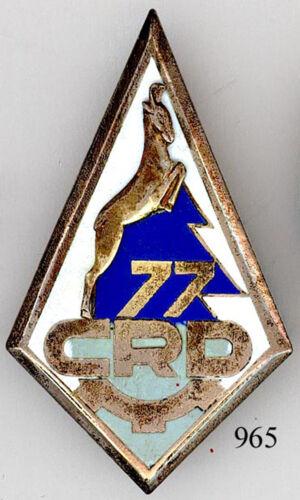 77e C R D 965 MATERIEL