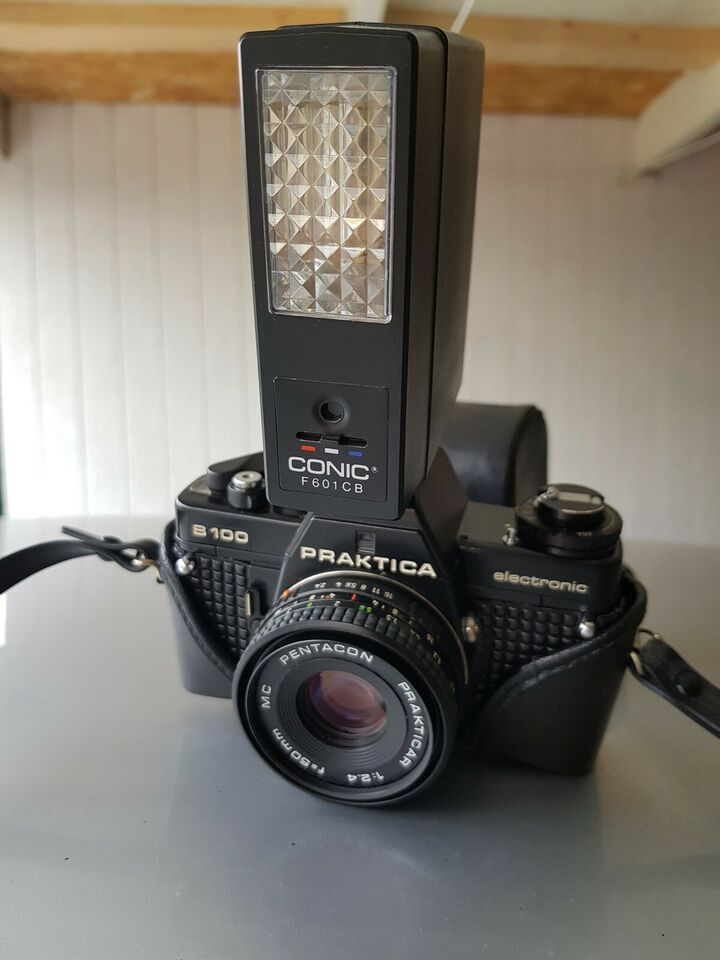 Kamera, Praktica, B100