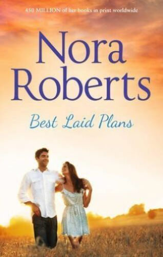 1 of 1 - Best Laid Plans, Roberts, Nora, Very Good Book