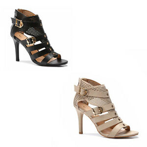 WOMENS-GLADIATOR-HIGH-HEEL-CUT-OUT-PEEP-TOE-LADIES-ANKLE-SANDALS-SHOES-SIZE-3-8