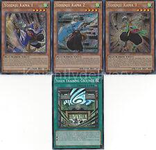 Yugioh Yosenju Tournament Deck - Kama 1 - Kama 2 - Kama 3 - Mirror Force - NM