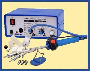 Loet-Entloet-Vakuum-station-robuste-Entloetaufsatz