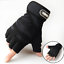US-Women-Men-Gym-Gloves-With-Wrist-Wrap-Workout-Weight-Lifting-Fitness-Exercise thumbnail 4