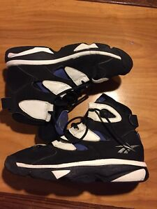 3cbe9d0c6866 Reebok 1996 SHAQ ATTAQ IV 4 ATTACK OG Shoes INSTA PUMP Magic Men s ...