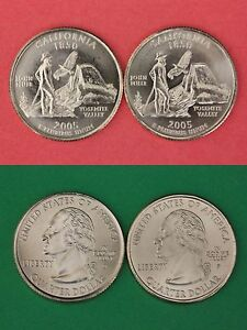 2007 P Washington State Quarter With 2x2 Case From Mint Set Combined Shipping