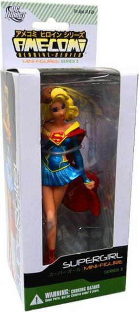 Ame-Comi Supergirl v2 figure DC Direct 291314