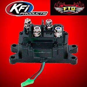 KFI ATV-CONT Replacement Winch Contactor | eBay on 3 position selector switch diagram, contactor switch, contactor operation diagram, magnetic contactor diagram, 6 prong toggle switch diagram, contactor coil, generac transfer switch diagram, push button start stop diagram, electrical contactor diagram, logic flow diagram, contactor exploded view, contactor parts, mechanically held lighting contactor diagram, single phase reversing contactor diagram, circuit diagram, reverse polarity relay diagram, carrier furnace parts diagram, abortion diagram, kitchen stoves and ovens diagram, contactor relay,
