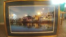 """Jim Booth's """"Harbor Lights"""" Limited Edition Signed and Numbered Print 949/2000"""