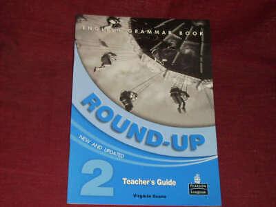 StoßFest Und Antimagnetisch round Up Grammar Practice Round-up 2 Teacher's Guide Wasserdicht Evans V