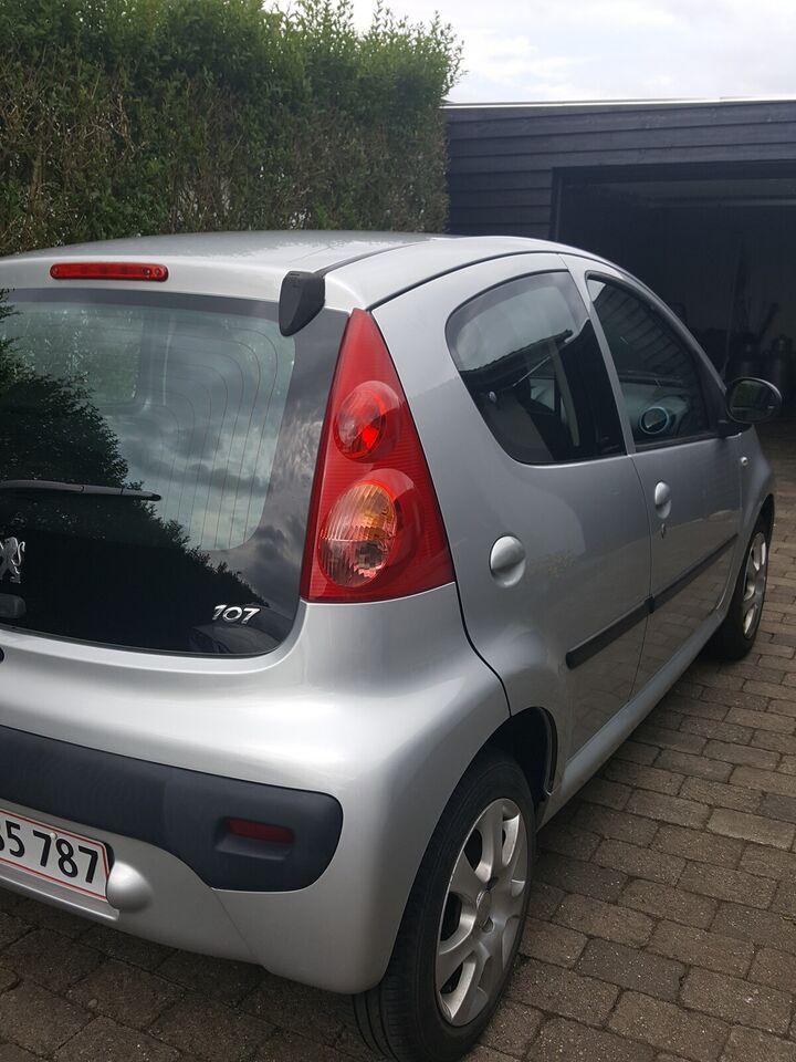 Peugeot 107, 1,0 Comfort+, Benzin