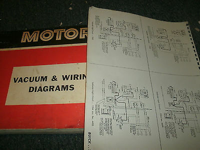1967 1971 Buick Gs Skylark Oversized Wiring Diagrams Sheets Set Ebay