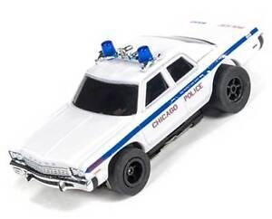 Auto world dodge monaco chicago police ho slot car w for Chicago motors used police cars