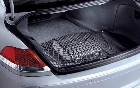 Genuine BMW Car Boot Floor Load Luggage Elastic Bungee Safety Net 51470142396
