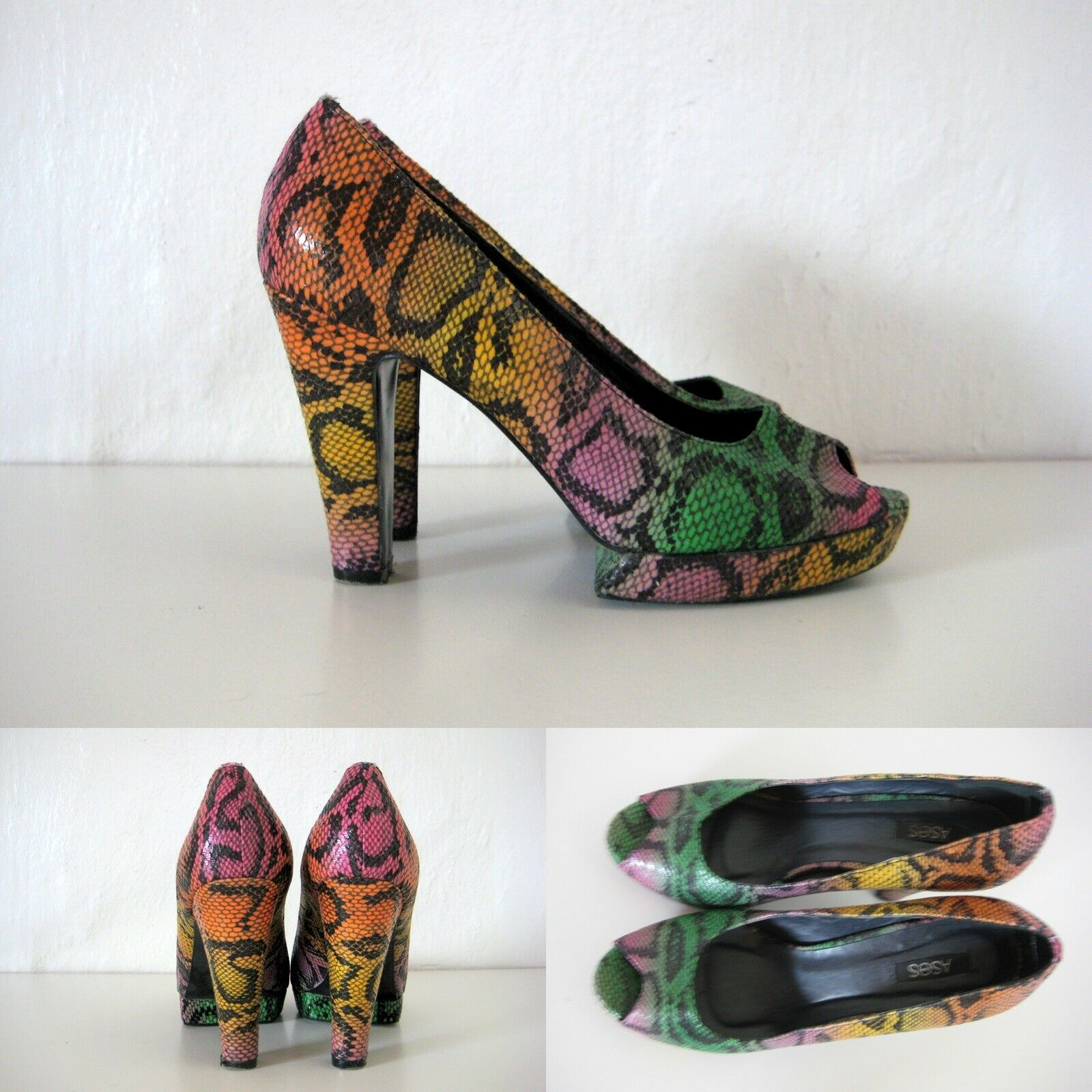 Heels sko hæle køb, salg og brugt lige her | Se mere her