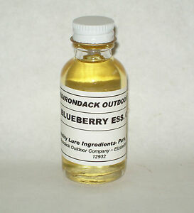 Blueberry Essence Oil 1 ounce Lure Ingredients Trapping
