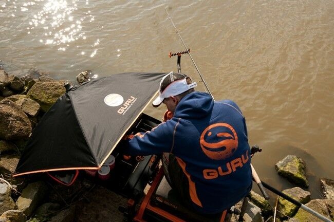 Guru Bait Umbrella NEW Match Fishing Bait Brolly    GB1