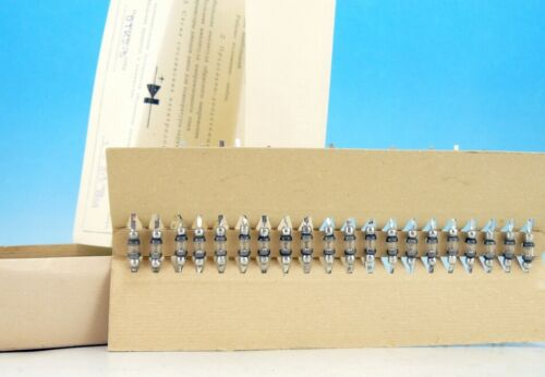 10x  D2E Д2Е 100V 16ma Russian Military Glass Germanium Ge Detector Diodes
