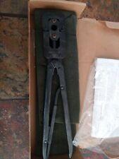 Amp 58235 1 A Crimping Tool W 58237 2 0 Dies