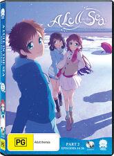 A Lull In The Sea - Nagi No Asukara (Part 2) - 2DVD R4 Anime BRAND NEW SEALED