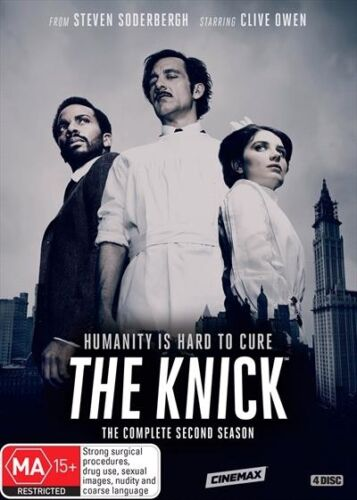 1 of 1 - THE KNICK : Season 2 : NEW DVD