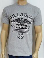 Billabong Double Standard Tee Mens Gray T-shirt