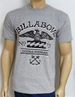 Billabong Double Standard Tee Mens Gray T-shirt