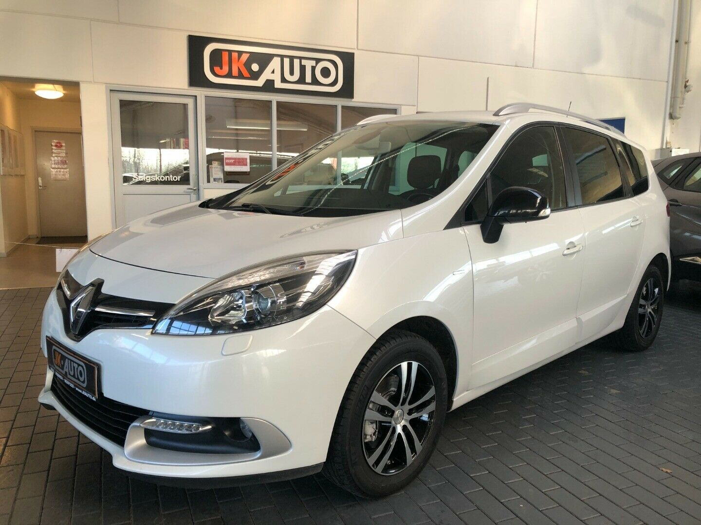 Renault Grand Scenic III 1,5 dCi 110 Limited Edition 7prs 5d - 109.800 kr.