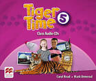 Tiger Time Level 5 Audio CD by Carol Read (CD-Audio, 2015)