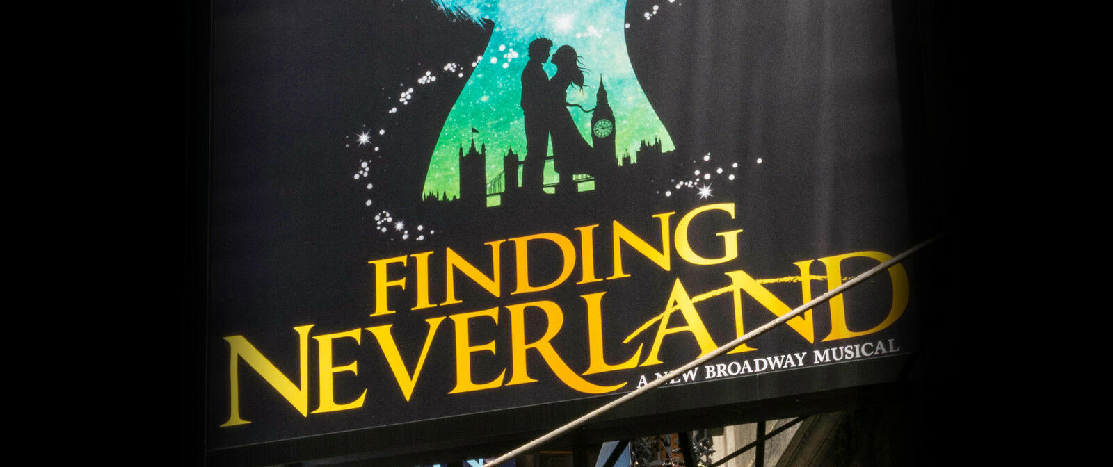 PARKING PASSES ONLY Finding Neverland