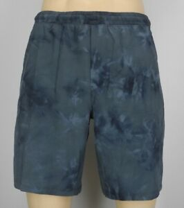 NEW-LULULEMON-Pace-Breaker-Short-9-034-S-XL-XXL-Diamond-Dye-Blue-Charcoal-Linerless