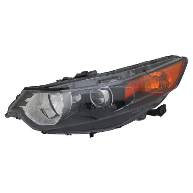 Headlight Assembly-Sedan Left TYC 20-9070-01-9 Fits 2009