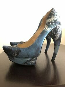 Christian Siriano Payless Blue Marble