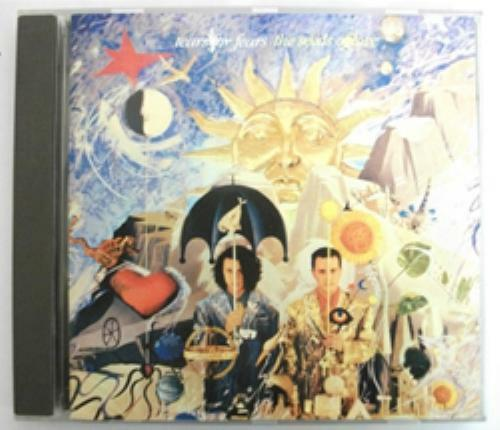 1 of 1 - Tears For Fears : The Seeds of Love CD
